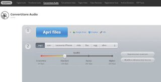 Online Audio Site