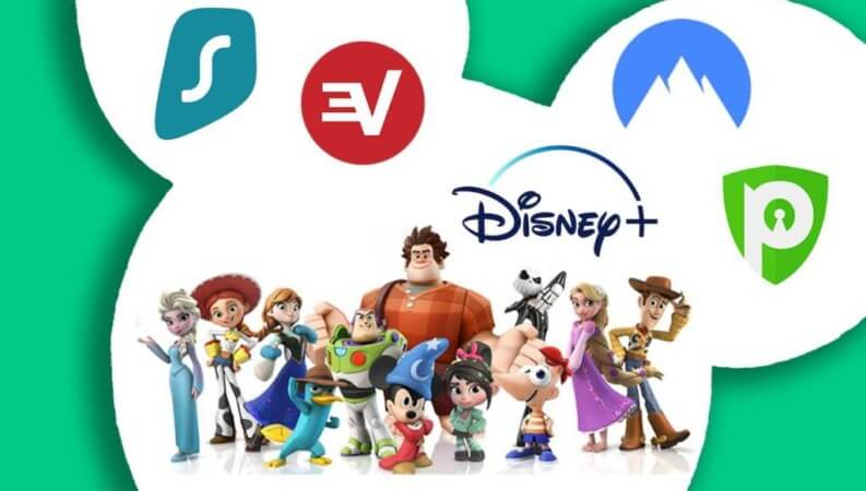 The best VPNs for Disney +