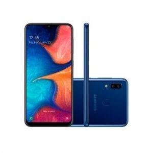 Galaxy A20 SM-A205G U6 Firmware