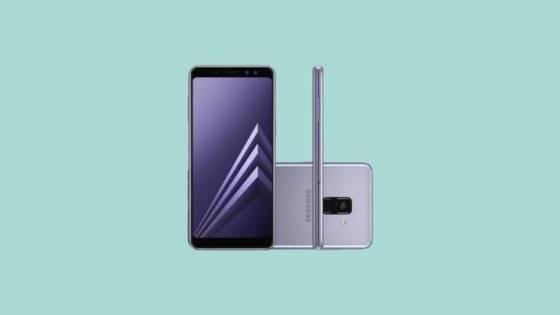 A8 2018 SM-A530F Binary 13 Firmware