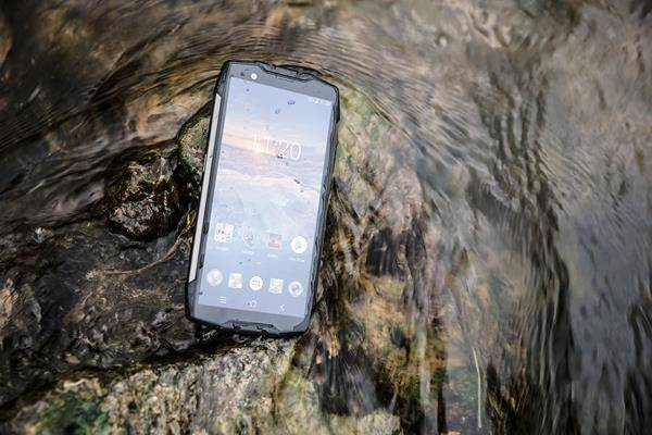 Choose a rugged smartphone