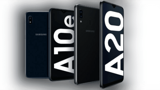 Galaxy A20 Receive Android 10 Update In US