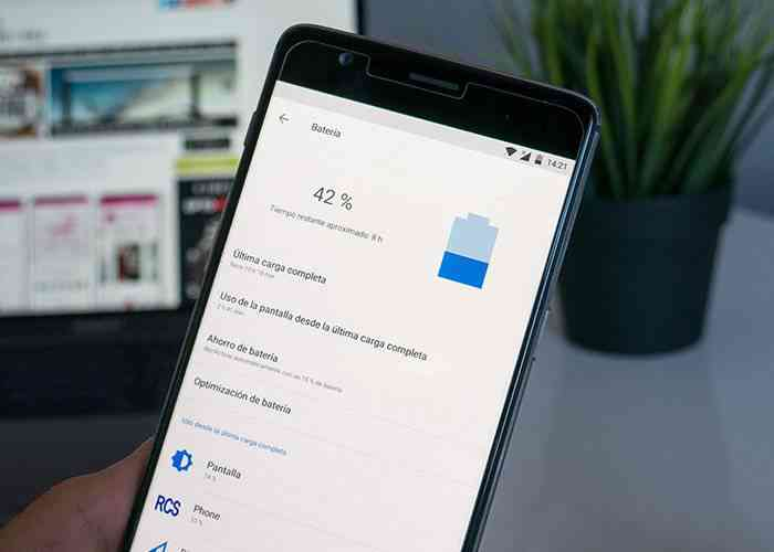 Battery on Android