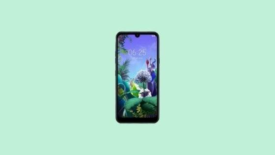 LG K50S LMX540HM Firmware File [Stock ROM Collection]
