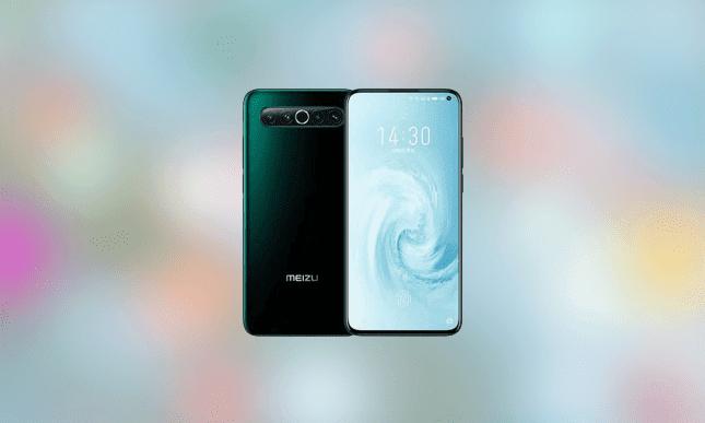 Meizu 17 Firmware