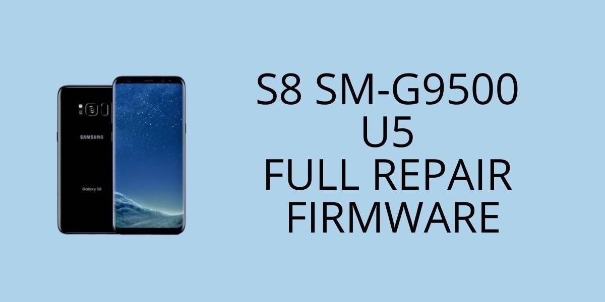 Galaxy S8 SM-G9500 Binary 5