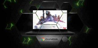 GeForce Chromebooks