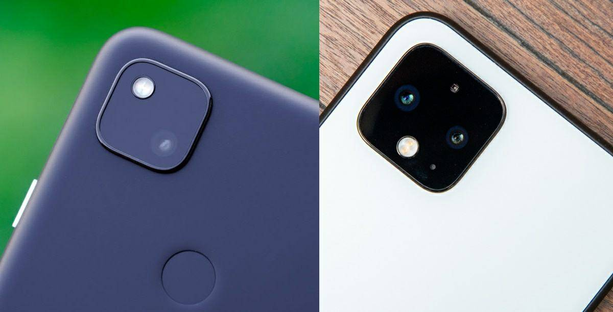 Google Pixel 4a vs Pixel 4, what has changed?