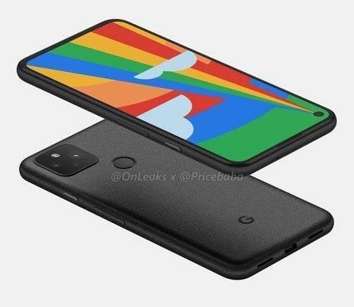 Google Pixel 5 polycarbonate