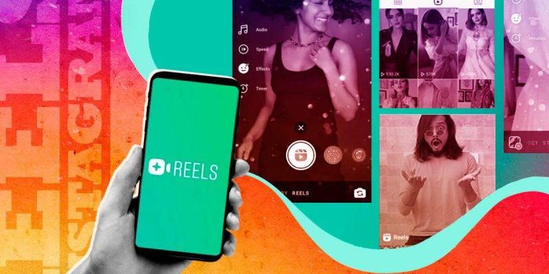 Instagram Reels in Stories or By DM
