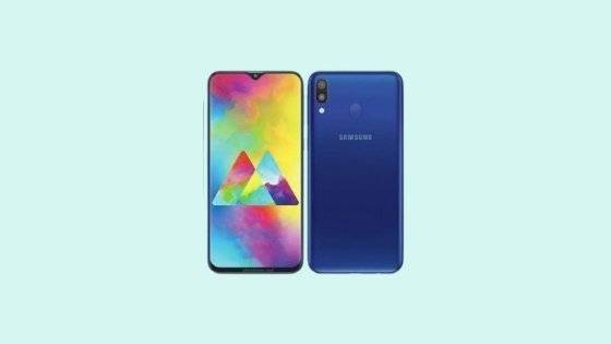 Galaxy M20 SM-M205M Binary 5 Firmware – M205MUBS5CTG2 Android 10 Q