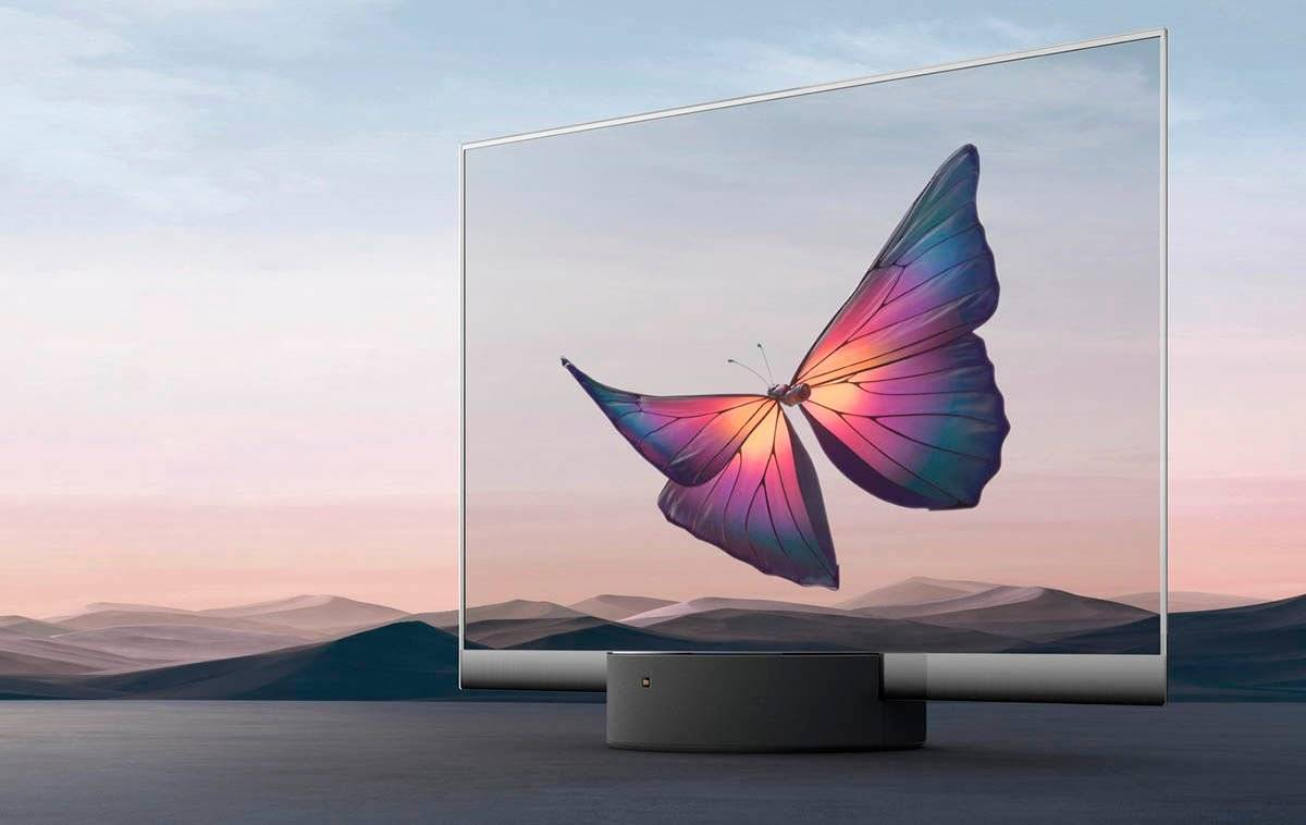 Price and release date of the Xiaomi Mi TV LUX Transparent Edition