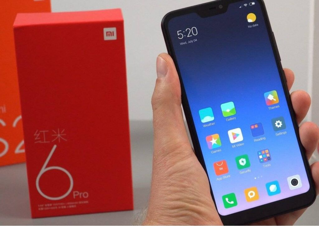 Redmi 6 Pro also updates to MIUI 12