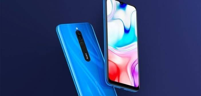 Redmi 8 and Redmi 8A Android 10