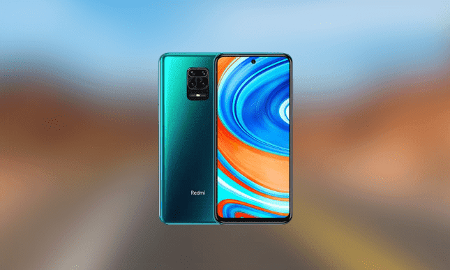 Redmi Note 9 Pro Max India Stable Firmware