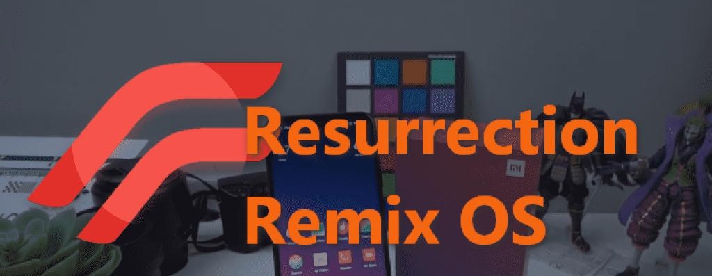 Resurrection Remix 8.5.7