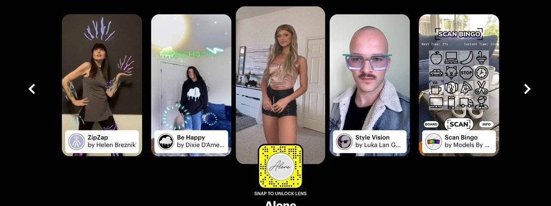 Snapchat Launches Special Filters