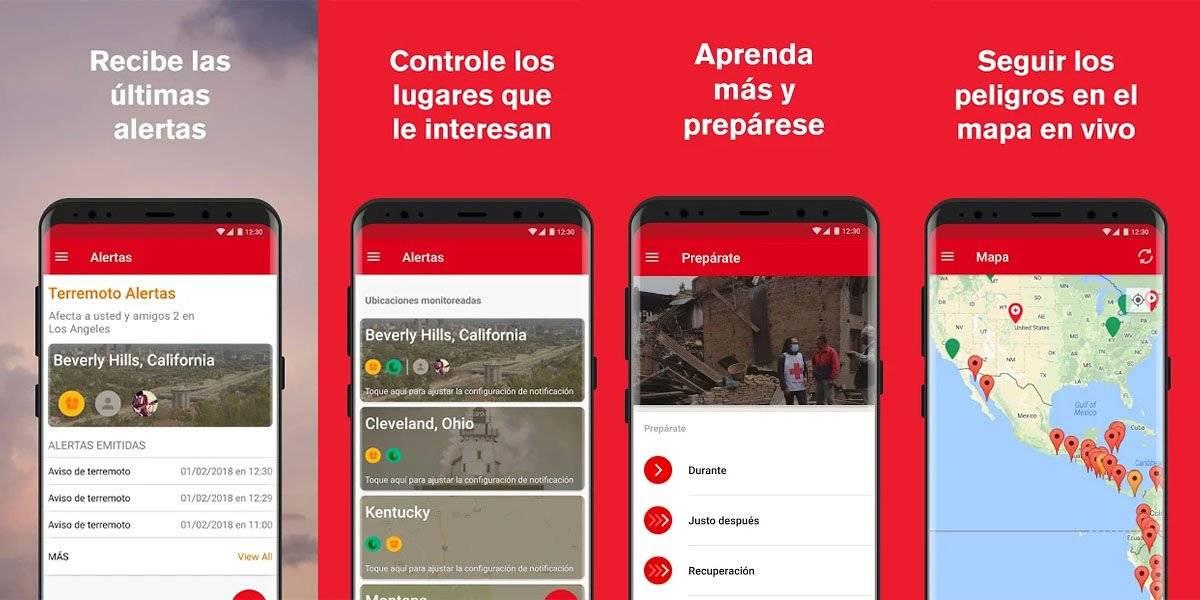 Terremoto Cruz Roja