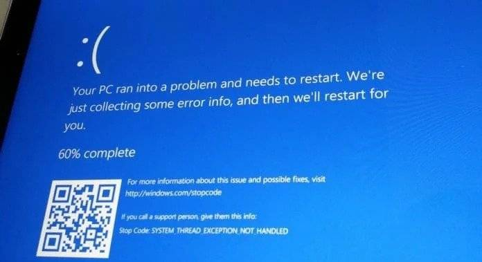 Windows 10 latest update