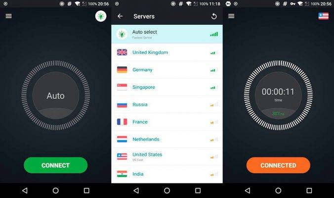 download and use a VPN on Android