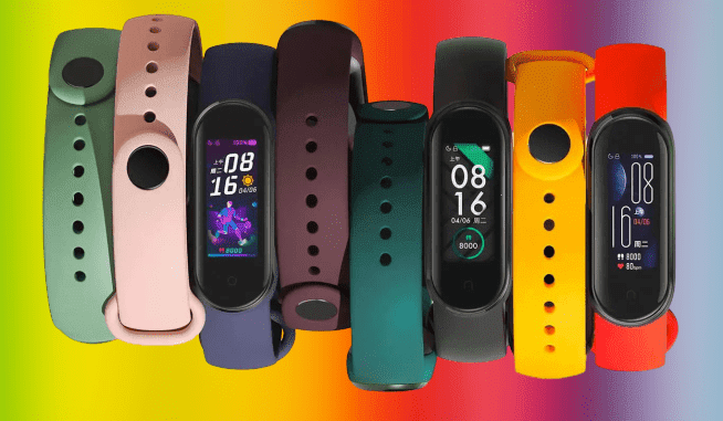 install watchfaces on the Xiaomi Mi Band 5