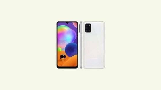 Galaxy A31 SM-A315G Binary 1 Firmware