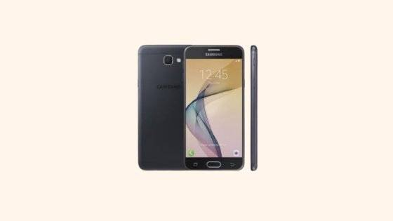 Galaxy J5 Prime SM-G570M U9 Firmware
