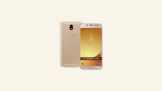 Galaxy J7 Pro SM-J730G Binary 12 Firmware