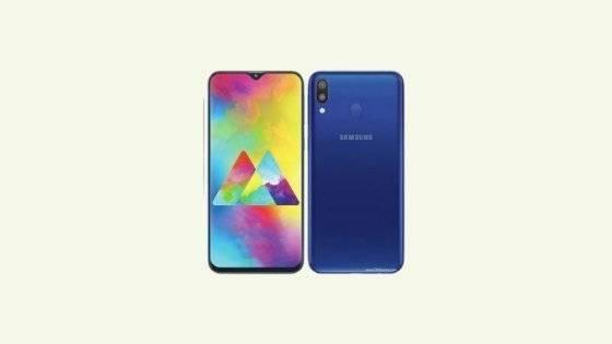 Galaxy M20 SM-M205F Binary 6 Firmware
