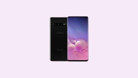 Galaxy S10 SM-G973F Binary 8 Firmware