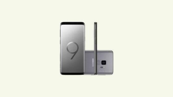 Galaxy S9 SM-G9600 Binary 7 Firmware