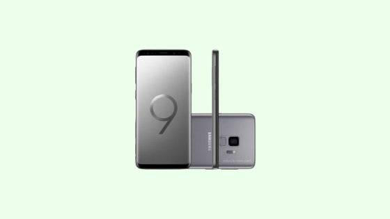 Galaxy S9 SM-G960F Binary11 Firmware
