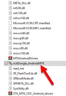 NckBox AndroidMTK