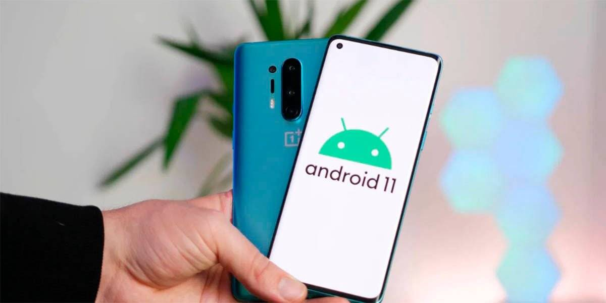 install Android 11 with OxygenOS 11