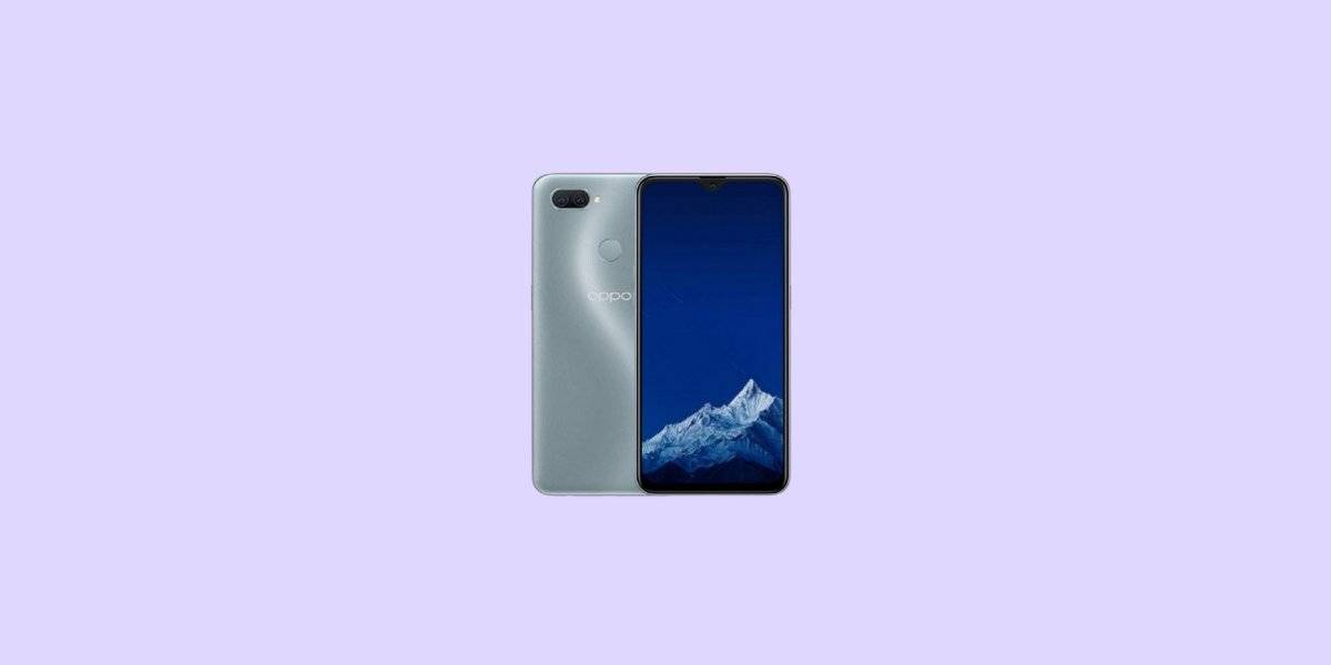 Download Oppo A11K Latest usb driver