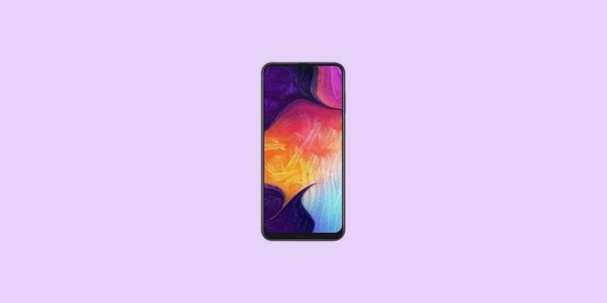 Galaxy A50 SM-A505GT Binary 5 Firmware