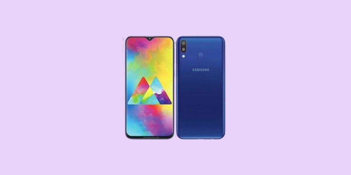 Galaxy M20 SM-M205M Binary 6 Firmware