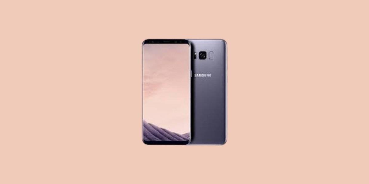 Galaxy S8 + SM-G955F Binary 10 Firmware