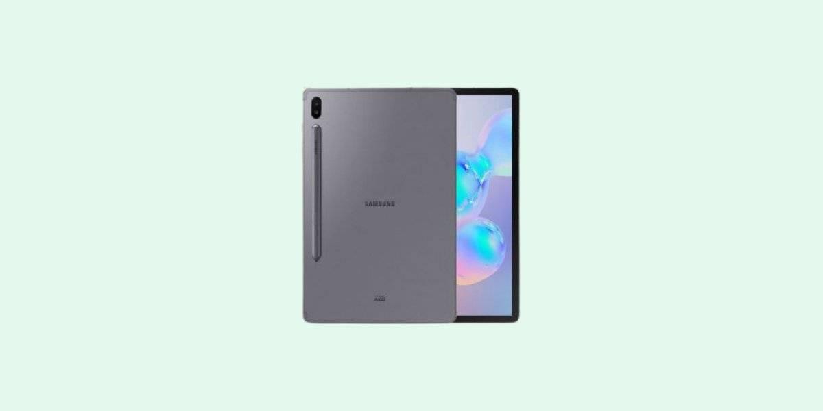 Galaxy Tab S6 SM-T860 Binary 2 Firmware