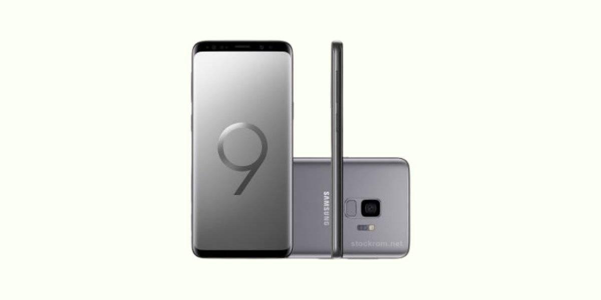 Galaxy S9 SM-G960F Binary 12 Firmware