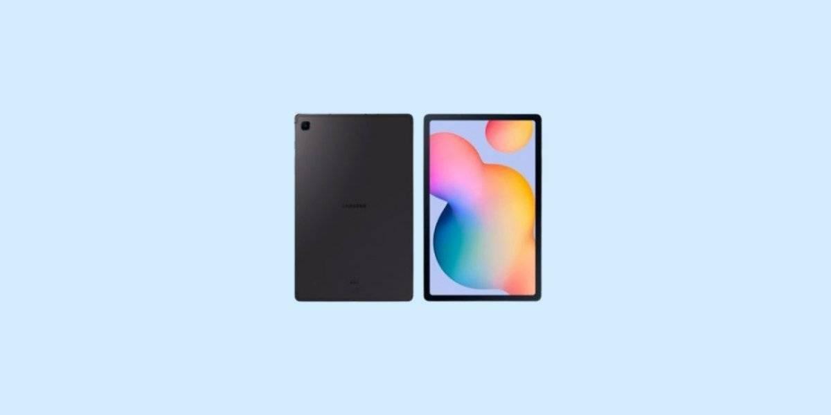 Galaxy Tab S6 Lite SM-P610 Binary 2 Firmware