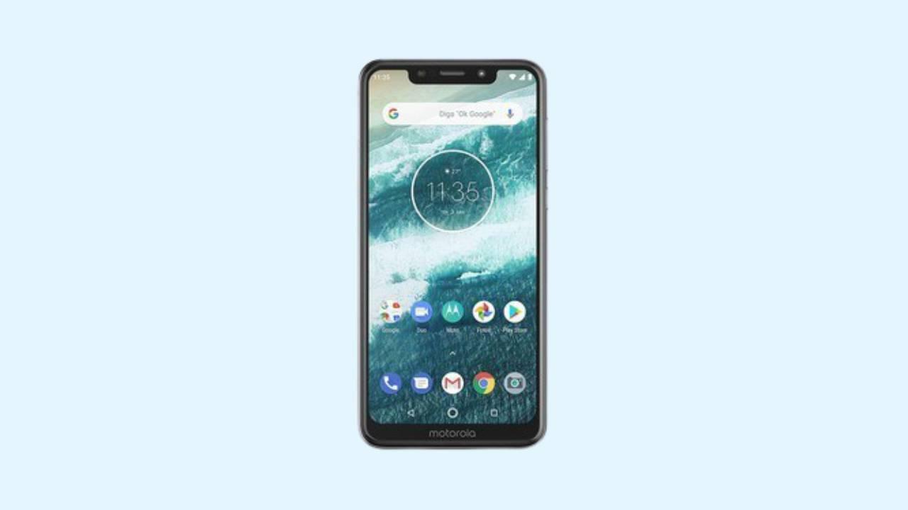 Motorola One XT1941-3 DS DEEN Android 10 Q Firmware