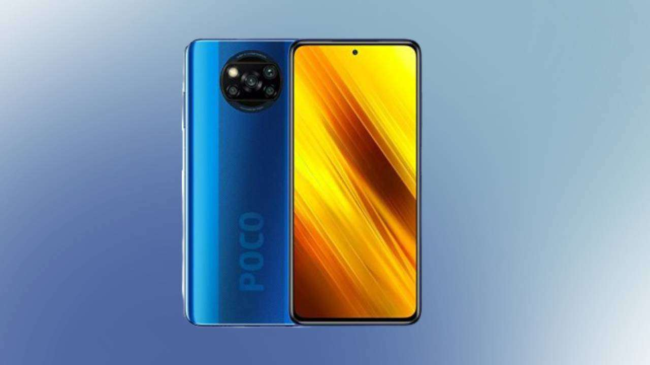 Xiaomi Pocophone X3 NFC Miui 12 Global Android 10