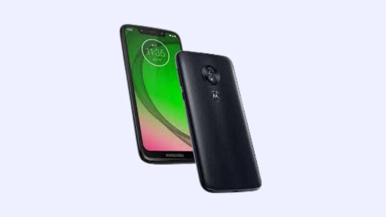 Motorola Moto G8 Play DA File