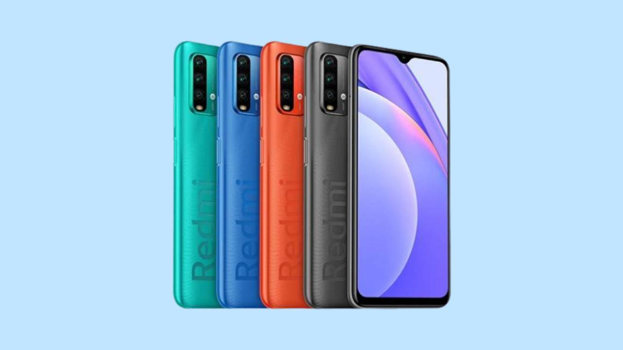 Redmi 9 Power (Lime) Firmware