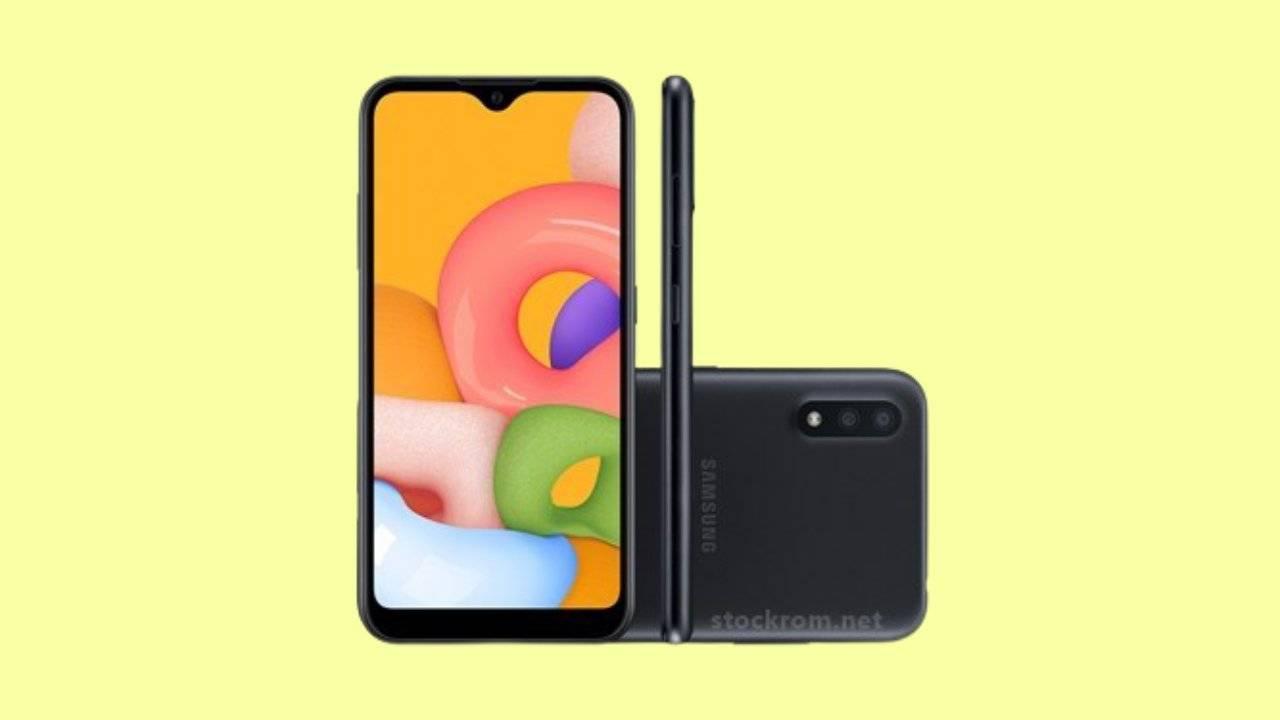 Galaxy A01 SM-A015M Binary 4 Firmware