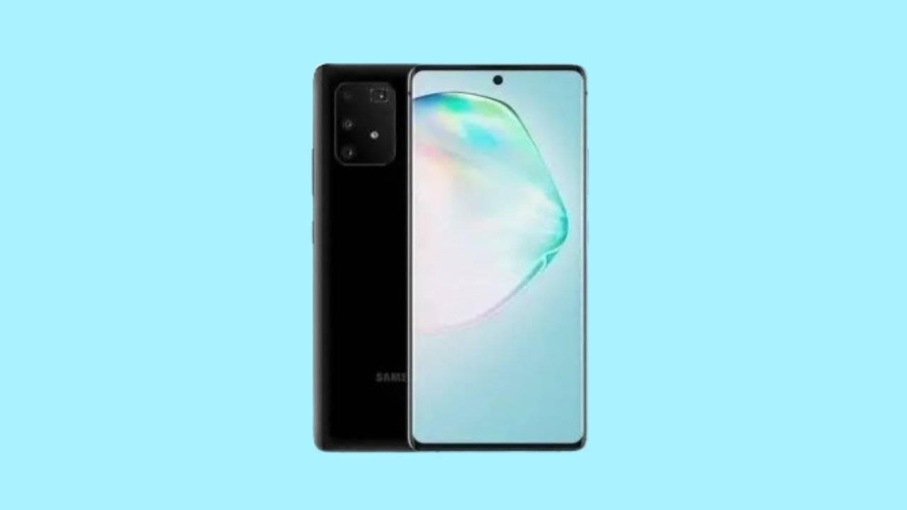 Galaxy Note 10 SM-N970F Binary 6 Firmware