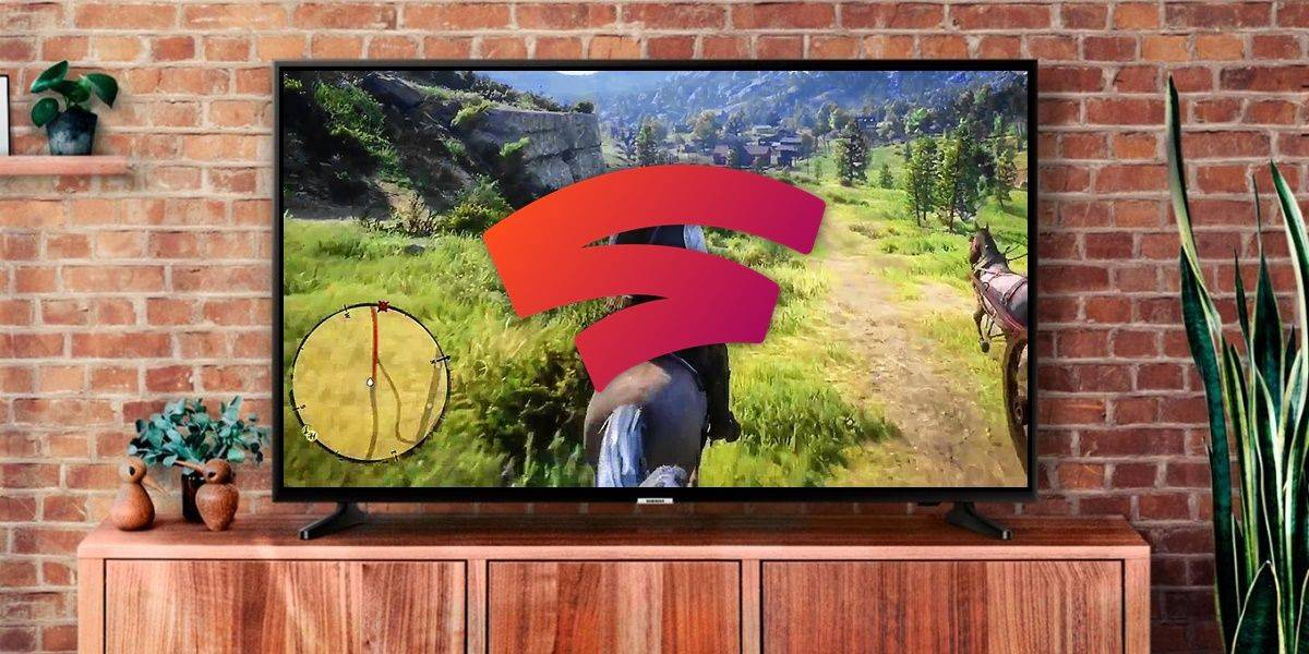 Google Stadia from your Android TV