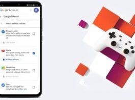 Backup your Google Stadia