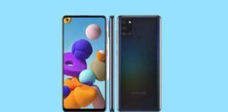 Galaxy A21s SM-A217M Binary 5 Firmware